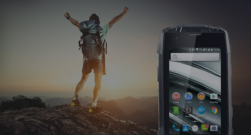 IRON 2 pancerny smartfon oczami Hammeromaniaka