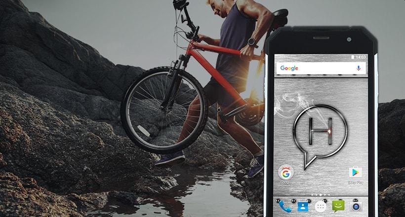 Niezniszczalny smartfon Dual SIM? Tabletowo.pl mierzy się z Hammerem AXE PRO