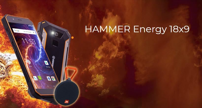 HIT! Startuje przedsprzedaż HAMMERA Energy 18×9!