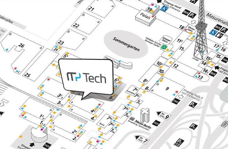 mpTech na IFA