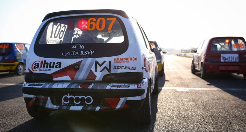 Z HAMMEREM w cztery oczy #7 – wywiad z Piotrem Ostrowskim, kierowcą wyścigowym