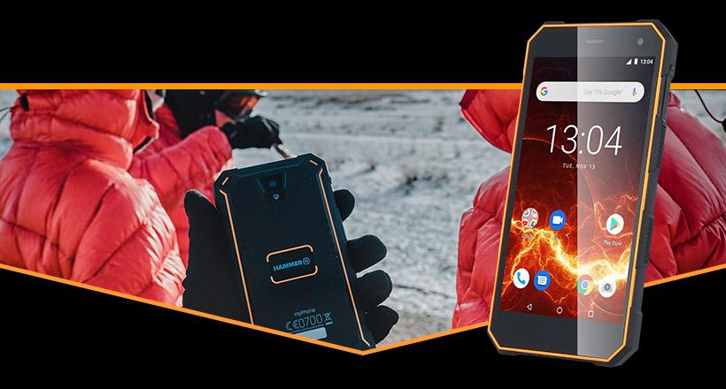 HAMMER Energy z sieci T-Mobile zyskuje VoLTE i VoWiFi