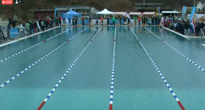 HAMMER sponsorem zawodów  w zimowym pływaniu GWSC CUP 2020