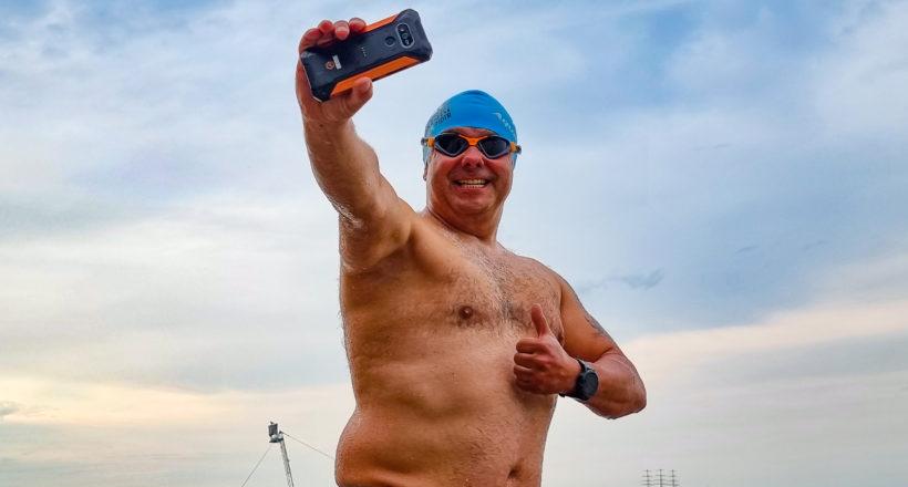 Piotr Biankowski podejmie próbę przepłynięcia Kanału La Manche